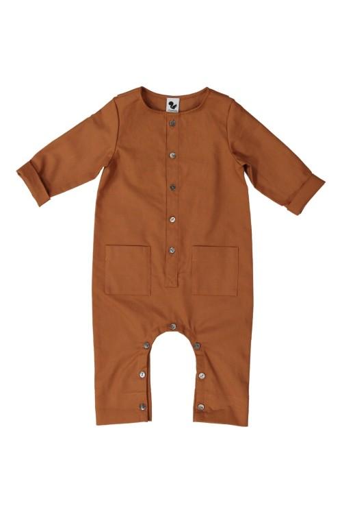 Hellebore overalls