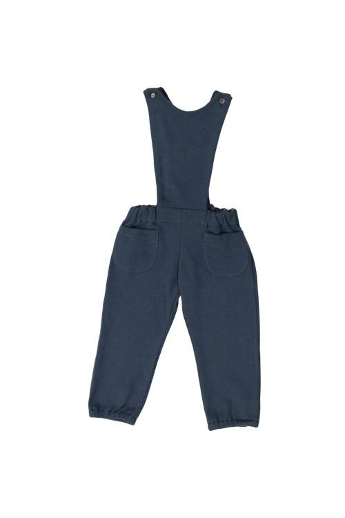 Tuto baby overalls