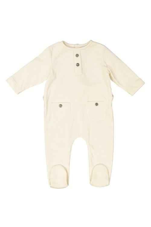 pyjama bébé domino coton bio