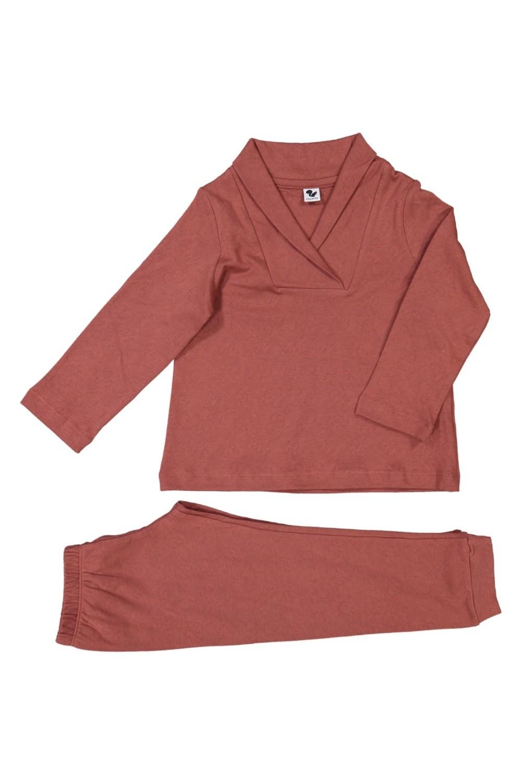 pyjama enfant pitre coton bio