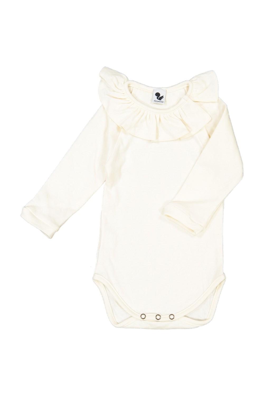 body bébé coton bio