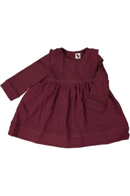 robe candidate coton bio risu risu anémone