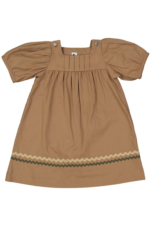 organic cotton baby candela dress risu risu