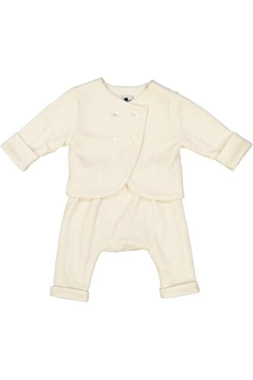 Pantalon sarouel Yogi bébé doublé