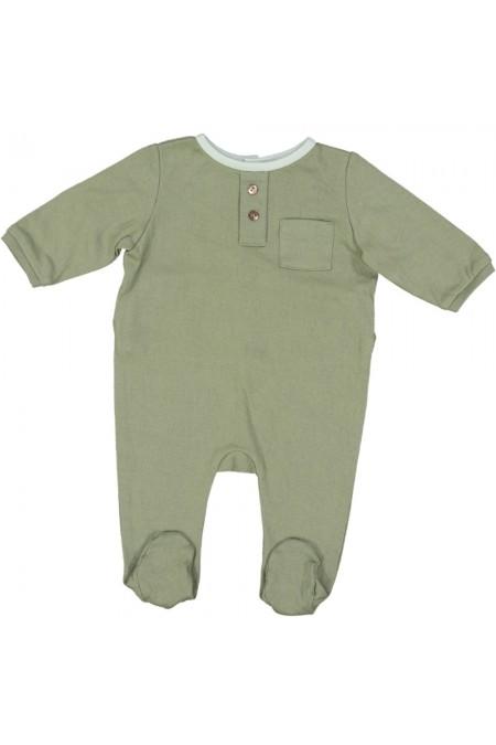 pyjama bébé garçon coton bio domino