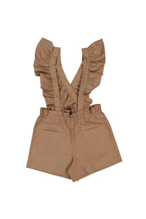 Cyclamen shorts