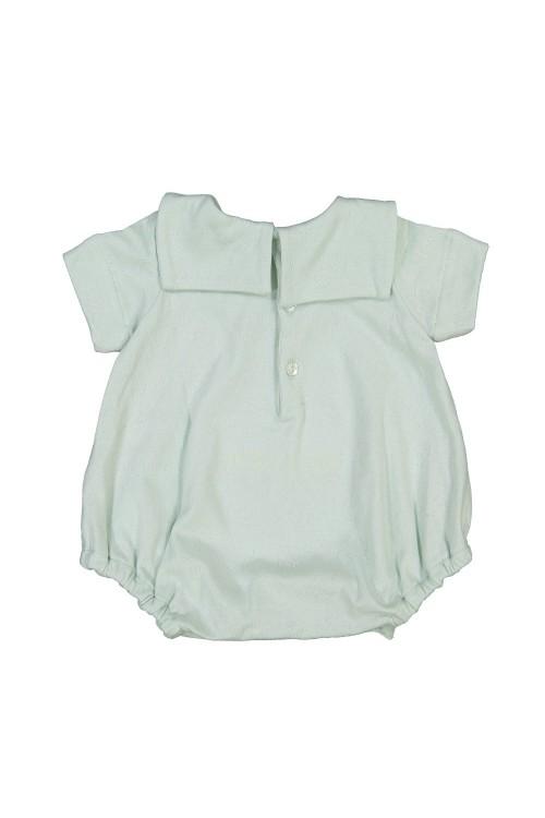 Combinaison bébé Mousse jersey