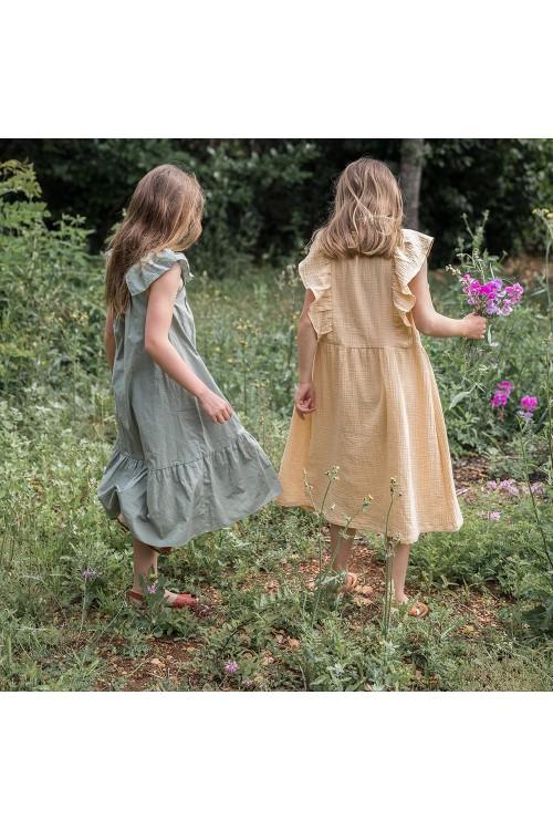 Bohémienne dress