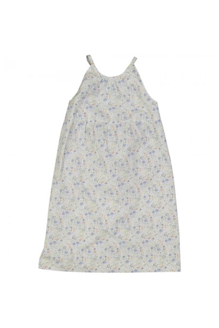 organic cotton summer dress risu risu Dali