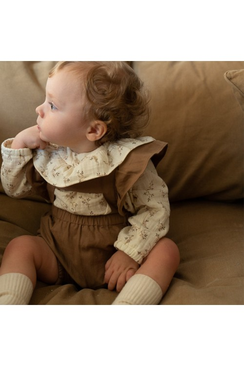Salopette bébé Cyclamen