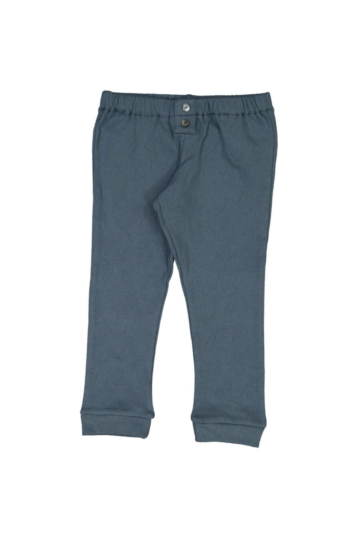 leggings pistil bébé coton bio bleu risu risu