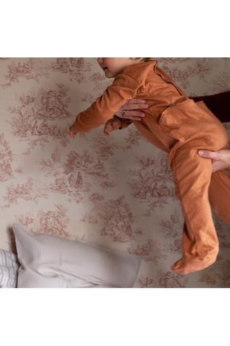 pyjama bébé garçon coton bio pas cher risu risu