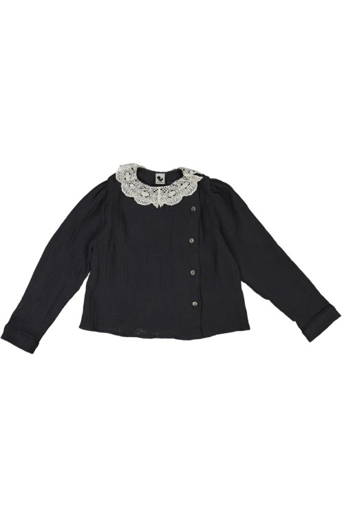 Crocus girls' blouse