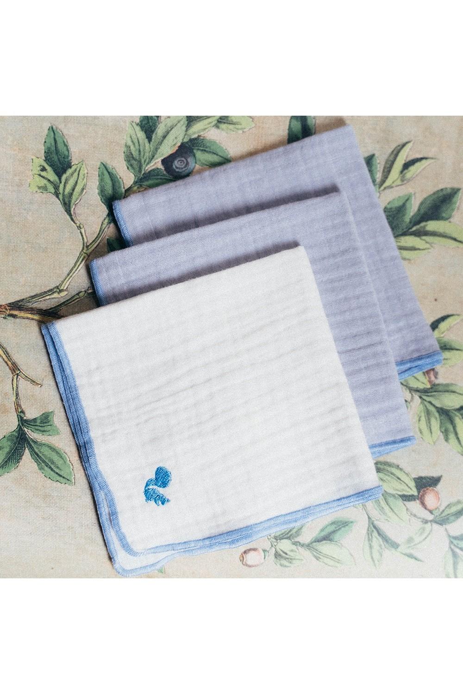 mouchoirs en coton bio risu risu