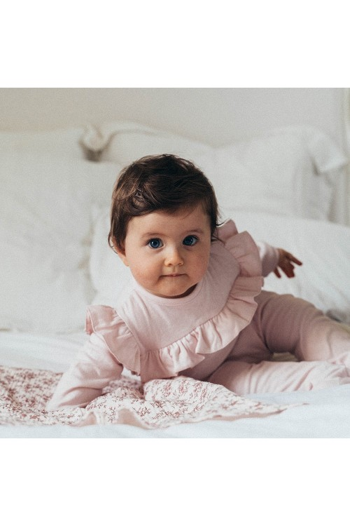pyjama bébé rose risu risu etamine