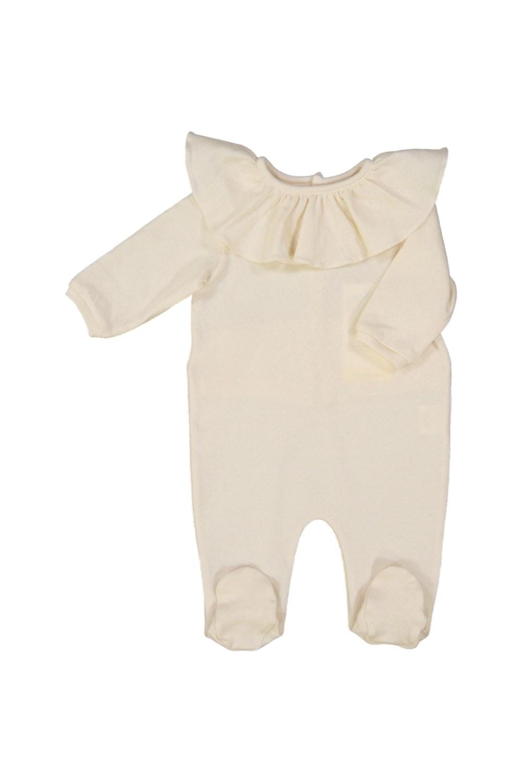 e943c25a0d1e3 Organic jersey baby pyjama