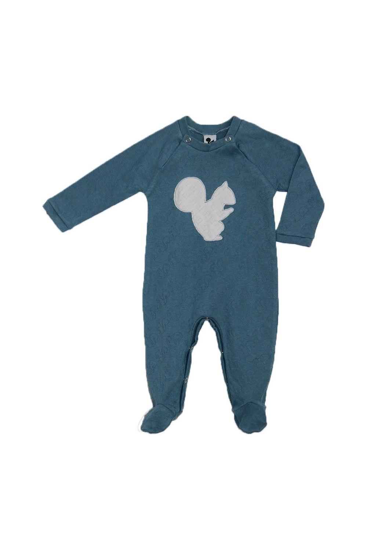 pyjama bébé acrobate risu risu coton bio