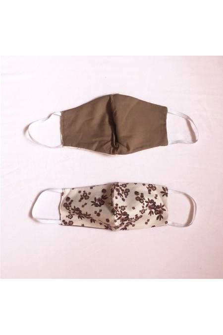 masque lavable pour enfant 100% coton bio