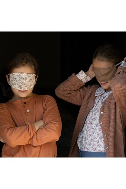 masque enfant anti-covid en coton bio