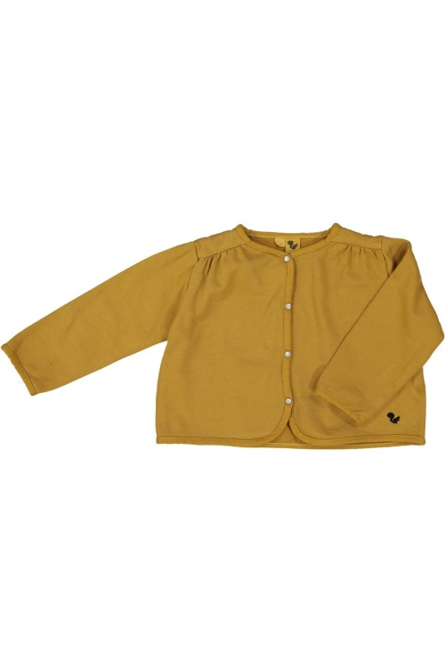 Goma baby cardigan