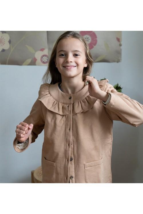 Girl's cardigan Herbier