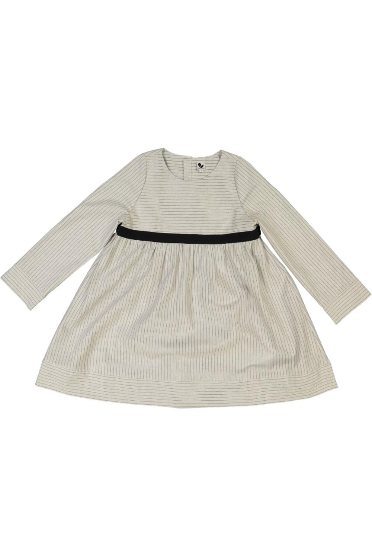 robe coton bio chic hiver fille ribambelle