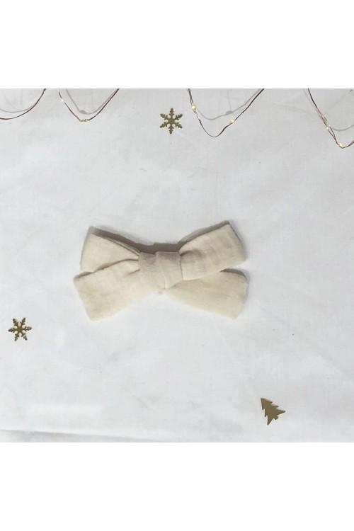barrette fille coton bio farfalla