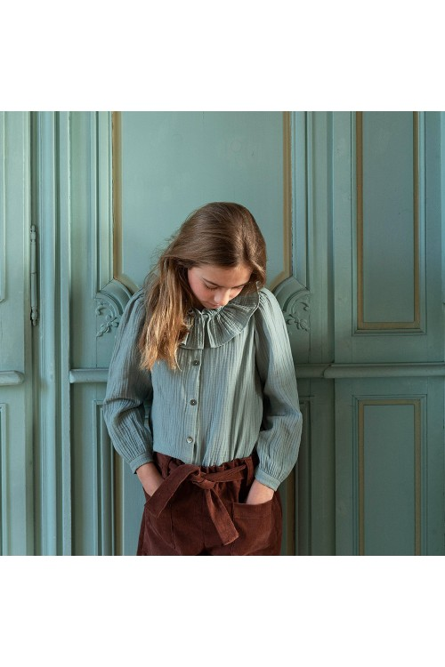 Blouse fille Pirouette