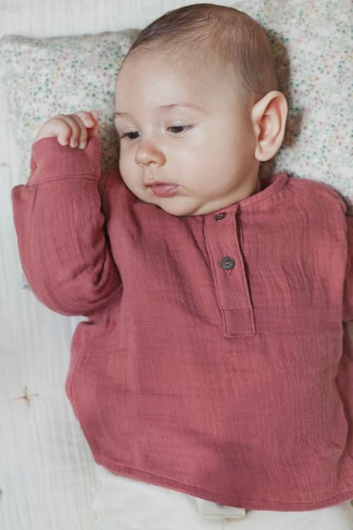 Capitaine Baby shirt