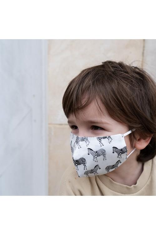 masque lavable coton bio catégorie 1