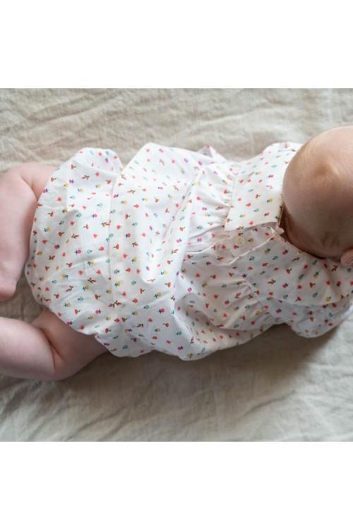 robe bébé coton bio