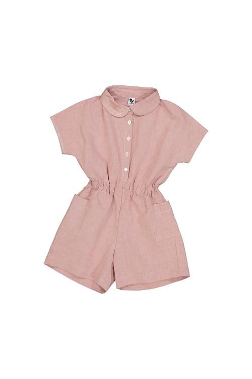 Bato girl's overalls