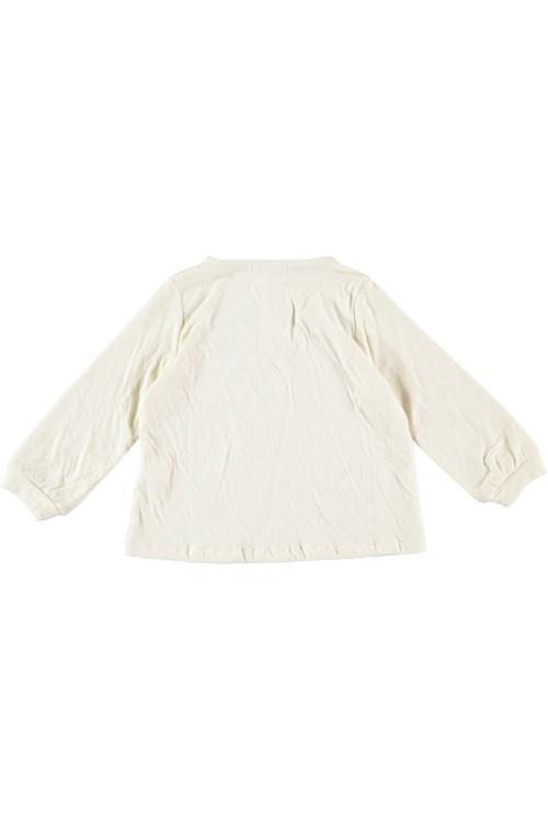 t shirt enfant coton bio naturel manches longues