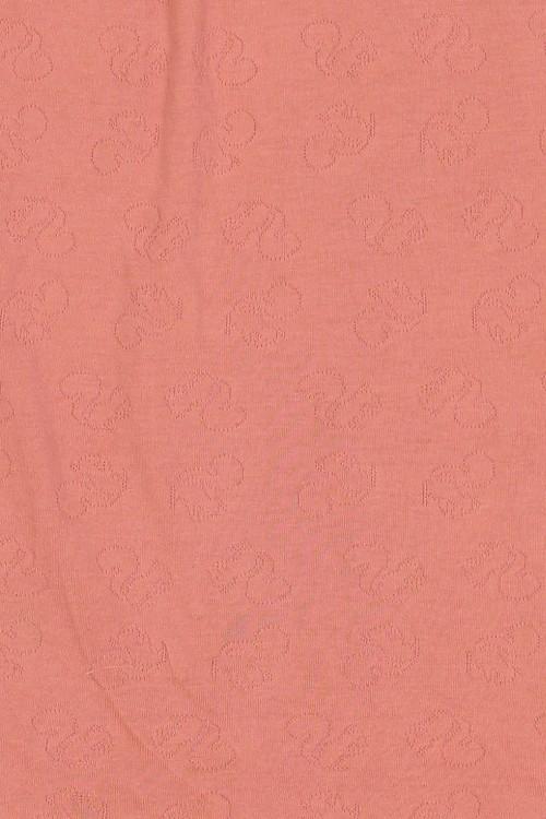 panties red cotton organic girl