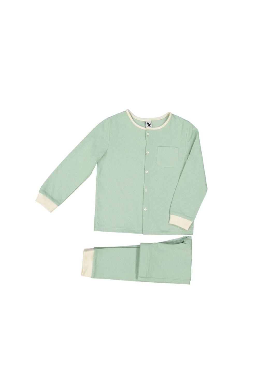Pyjama coton bio gots