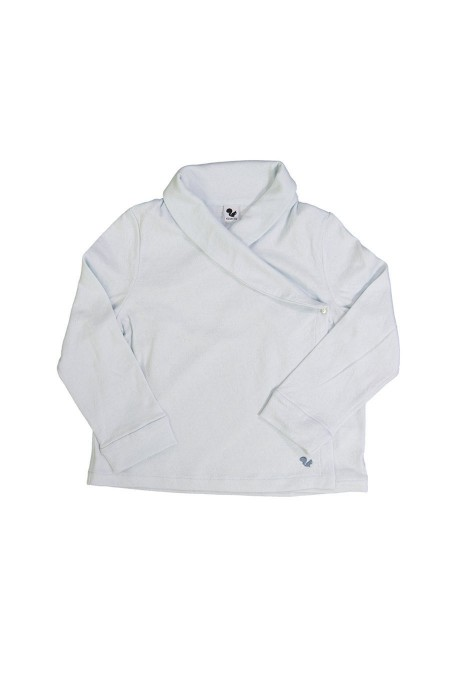 Veste jersey de coton bio