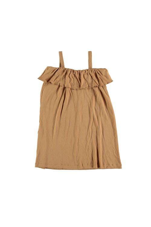 chemise de nuit aria fille coton bio dune