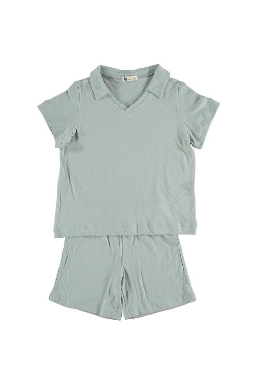 organic pyjamas boy cotton