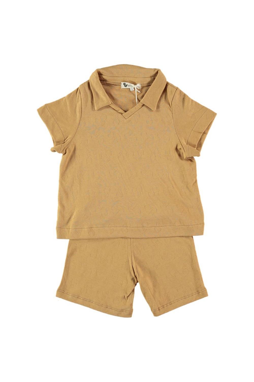 pyjamas boy cotton organic
