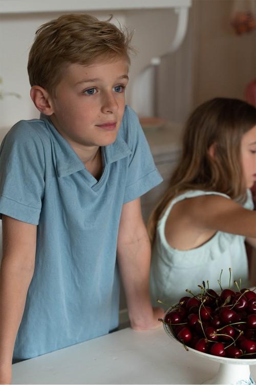pyjamas boy organic cotton