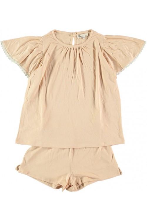 women's organic cotton summer atalia pyjamas