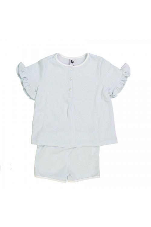 Pyjama fille coton bio