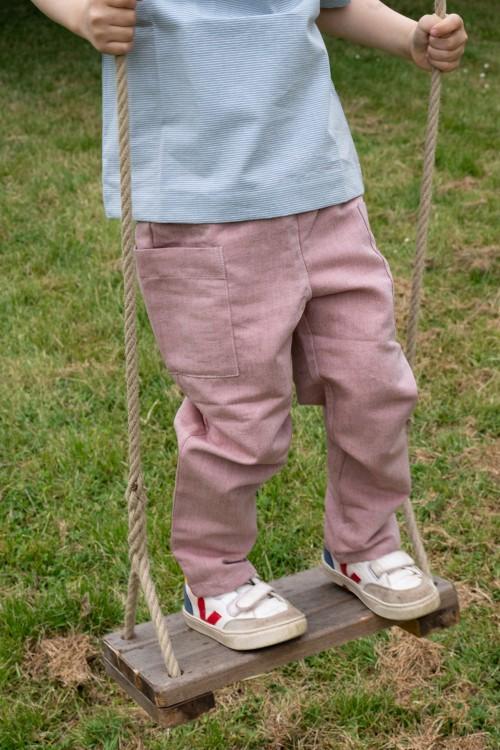 Pantalon enfant Planteur