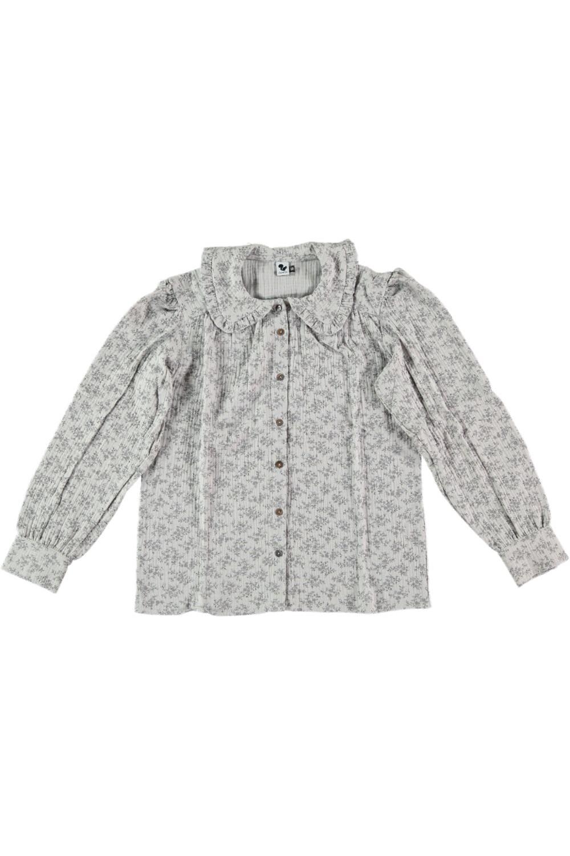 blouse ibiscus femme coton bio grey berry