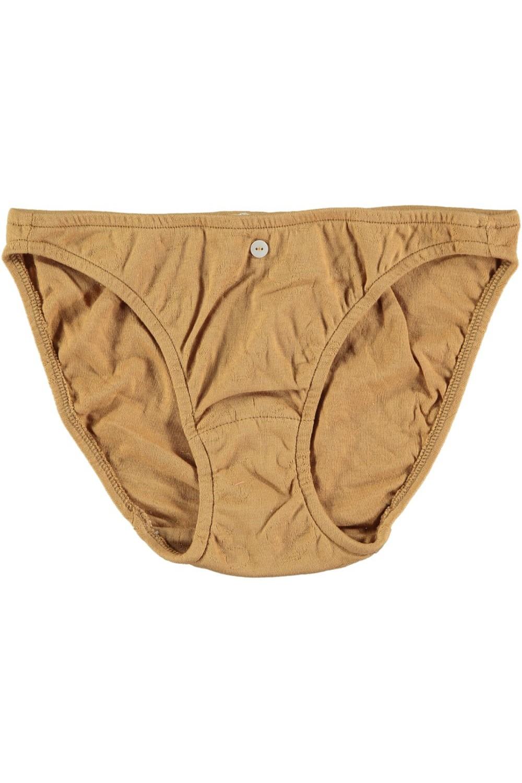 culotte femme coton bio dune