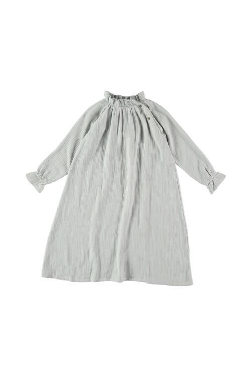 chemise de nuit fille harmonie perle