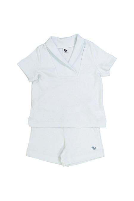 Pyjama garçon coton bio