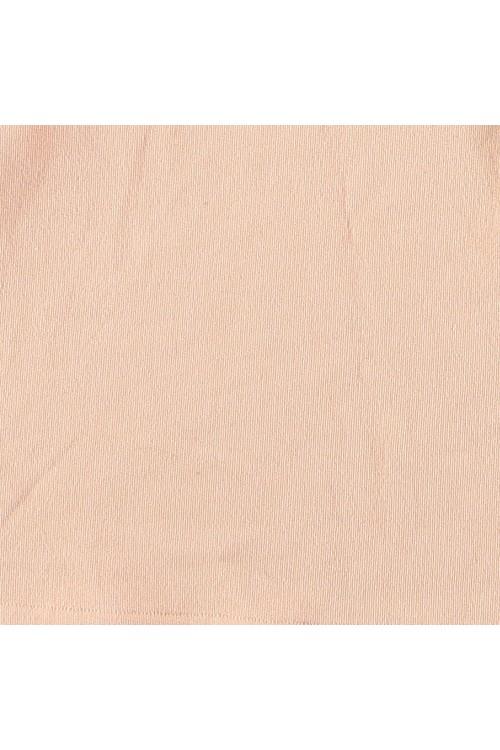 chemise de nuit fille en coton bio praline