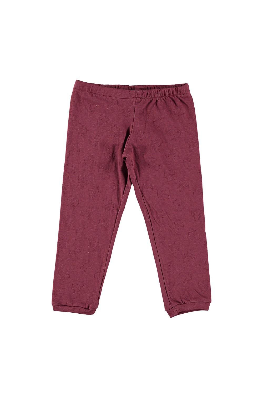 leggings malo enfant coton bios anémone