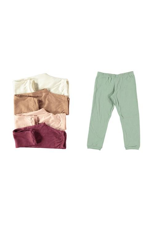 gamme de leggings en coton bio certifié